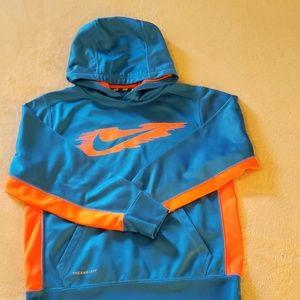 Boys Nike hoodie sweatshirt